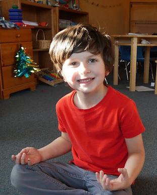 Kindergarten-Beaverton-Oregon-Meditation
