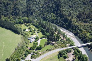 Ashley Gorge Holiday Park