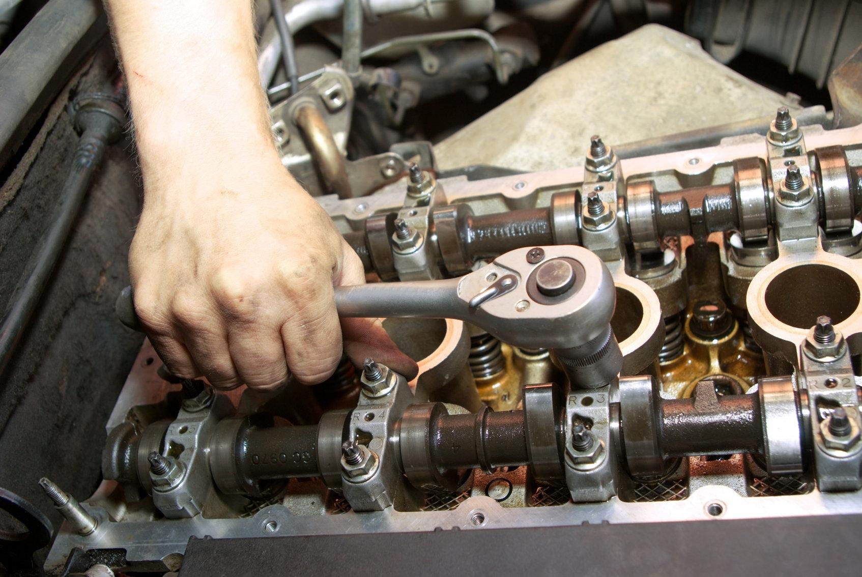 Mechanische reparaties