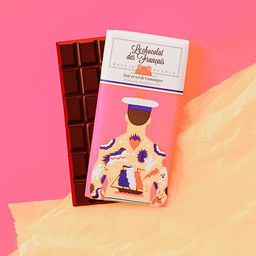 Le chocolat des Français - Camarguesalz