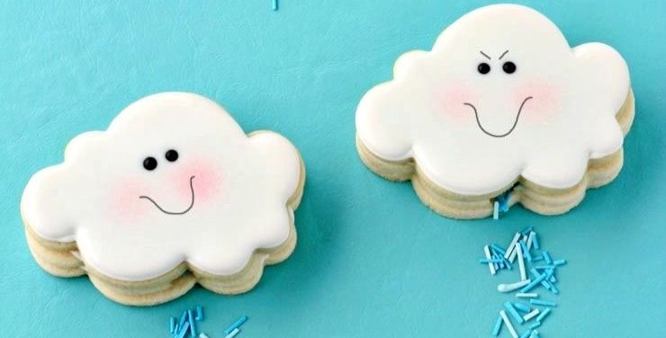 Pinata Cloud Biscuit Kit