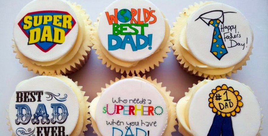 Father's Day Cupcake decorating Kit