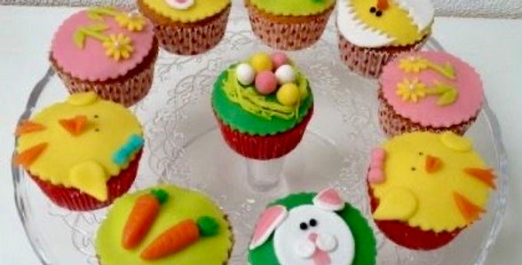 Easter Cupcake Decorating Kit