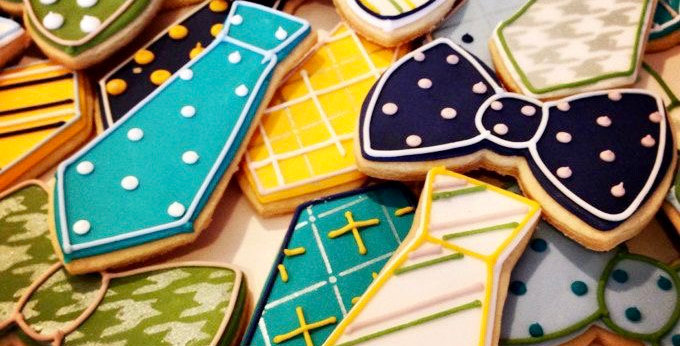 Father's Day Biscuit Decorating Kit