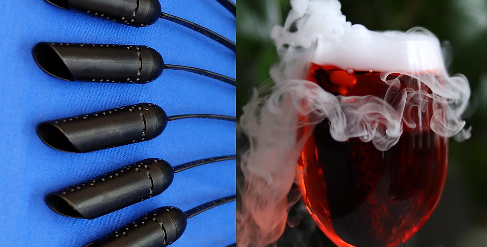 Chill Stix for Dry Ice drinks