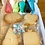 Thumbnail: Birthday Biscuit Decorating kit 12 biscuits