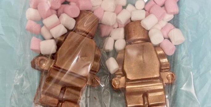 Hot Chocolate Stirrers & lollies