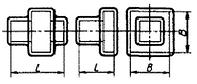 квадратные поковки
