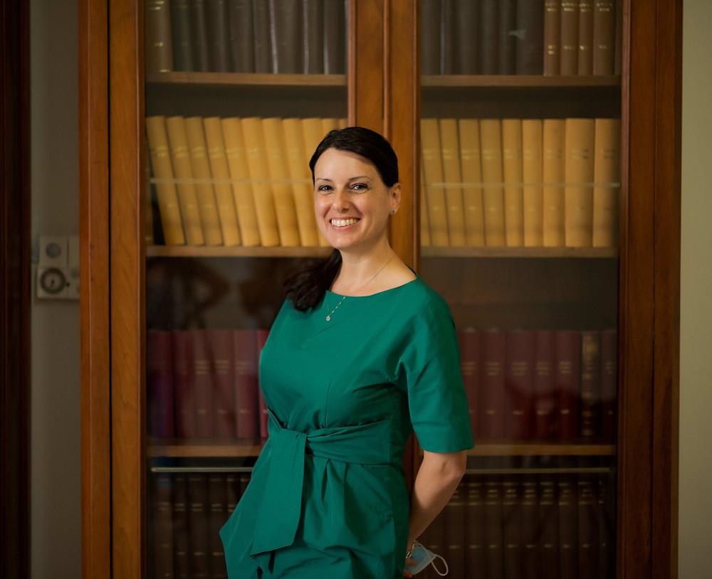 Rosa Colucci, coordinatrice nazionale ODAV