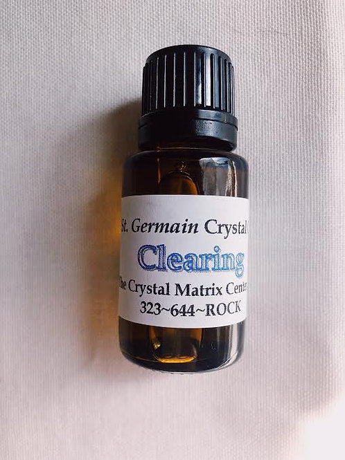 St. Germaine Clearing Oil Blend