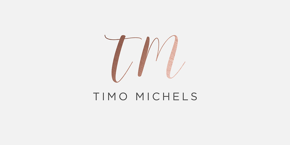 SPECIAL GUEST: TIMO MICHELS