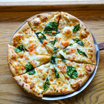 Our Greek pizza is unlike anything you've tried before