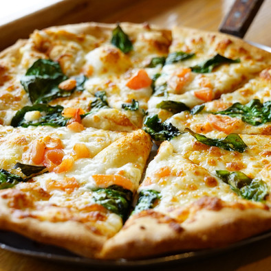 Fresh Greek Pizza