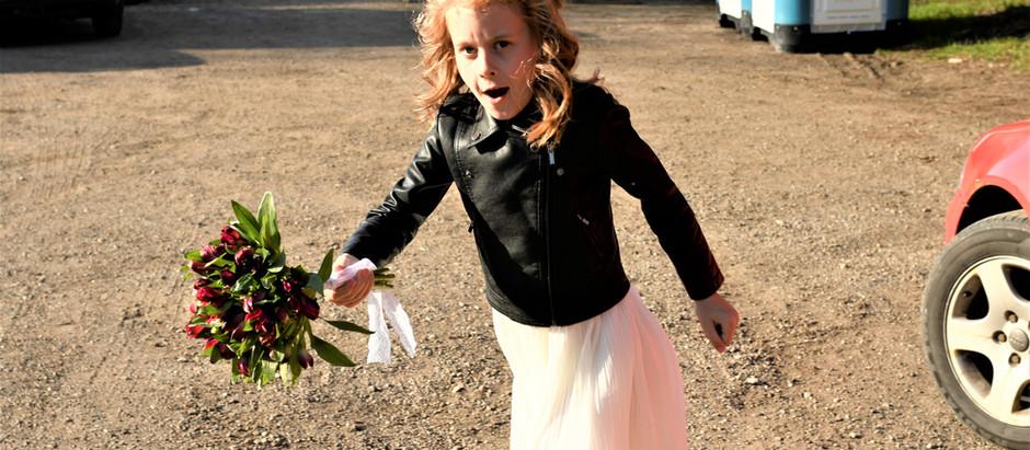 Mis võib pulmas vussi minna?