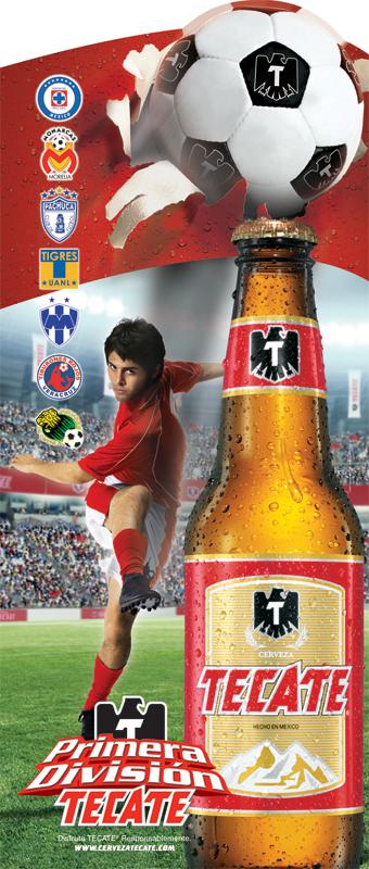 Standee Futbol