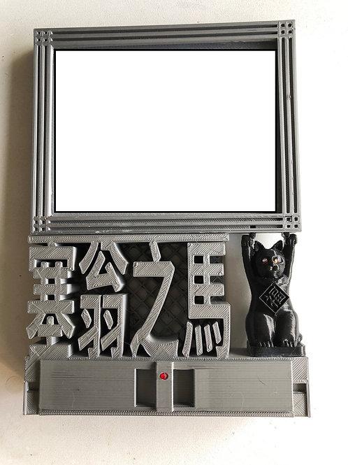 第4回作品  5・Silver gray(シルバーグレー)