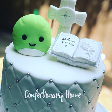 1st Communion with a Twist