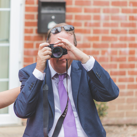 Why You Shouldn't Hire Family to Do Your Wedding Photography