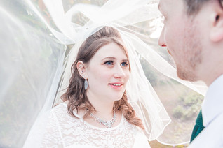 That look from the bride