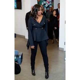 """Get The Look - Michelle Obama """"Becoming"""" Book Tour"""