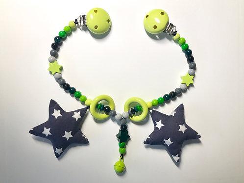 Kinderwagenkette Lime