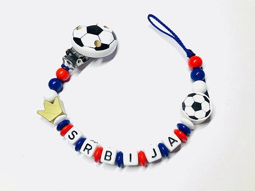 Nuggikette WM Serbien