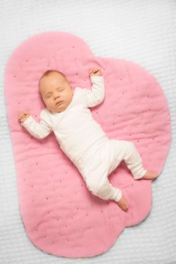 PILVI baby blanket