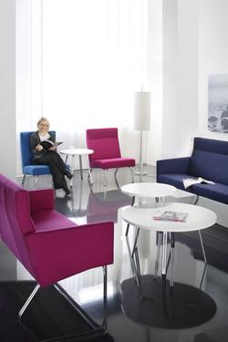 SIGUR sofa and chairs