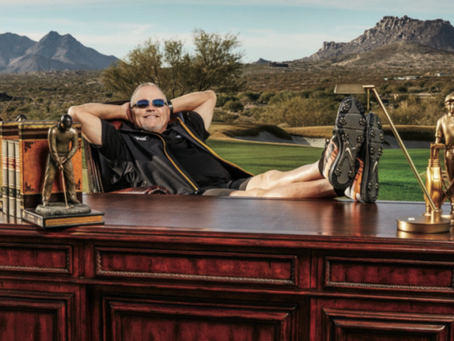 Bob Parsons Sets Roots in Scottsdale