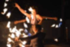 LILA CHUPA LEENA PARK FIRE DANCING AT SP
