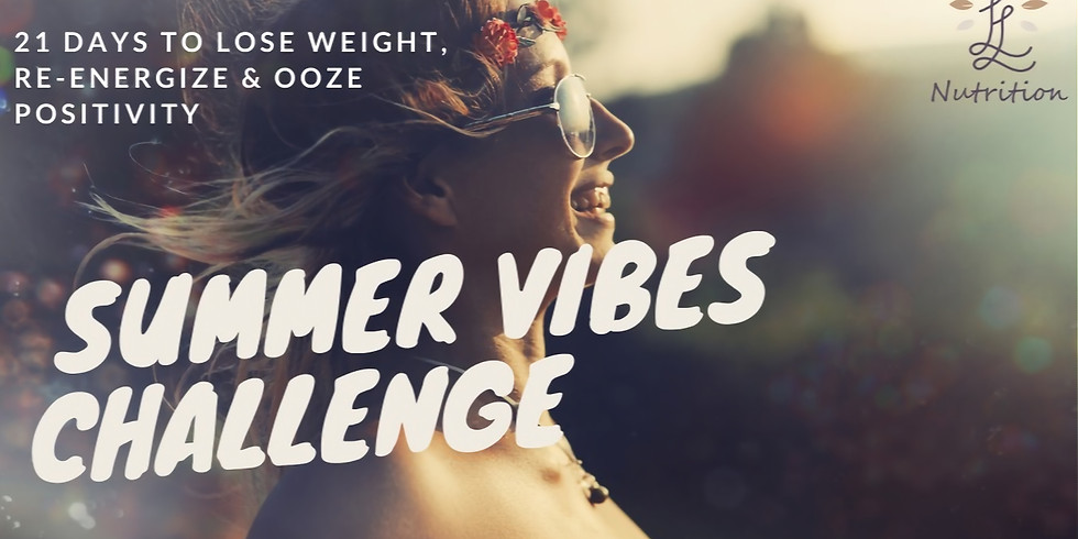 21-day summer vibes challenge