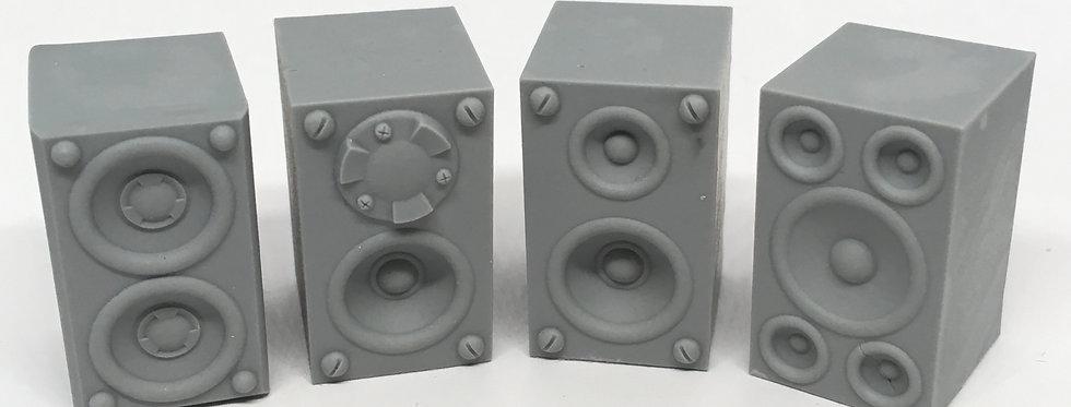 Large Stage speakers