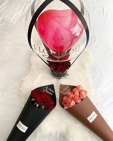 Bouquets Bulle Dorée Maroc