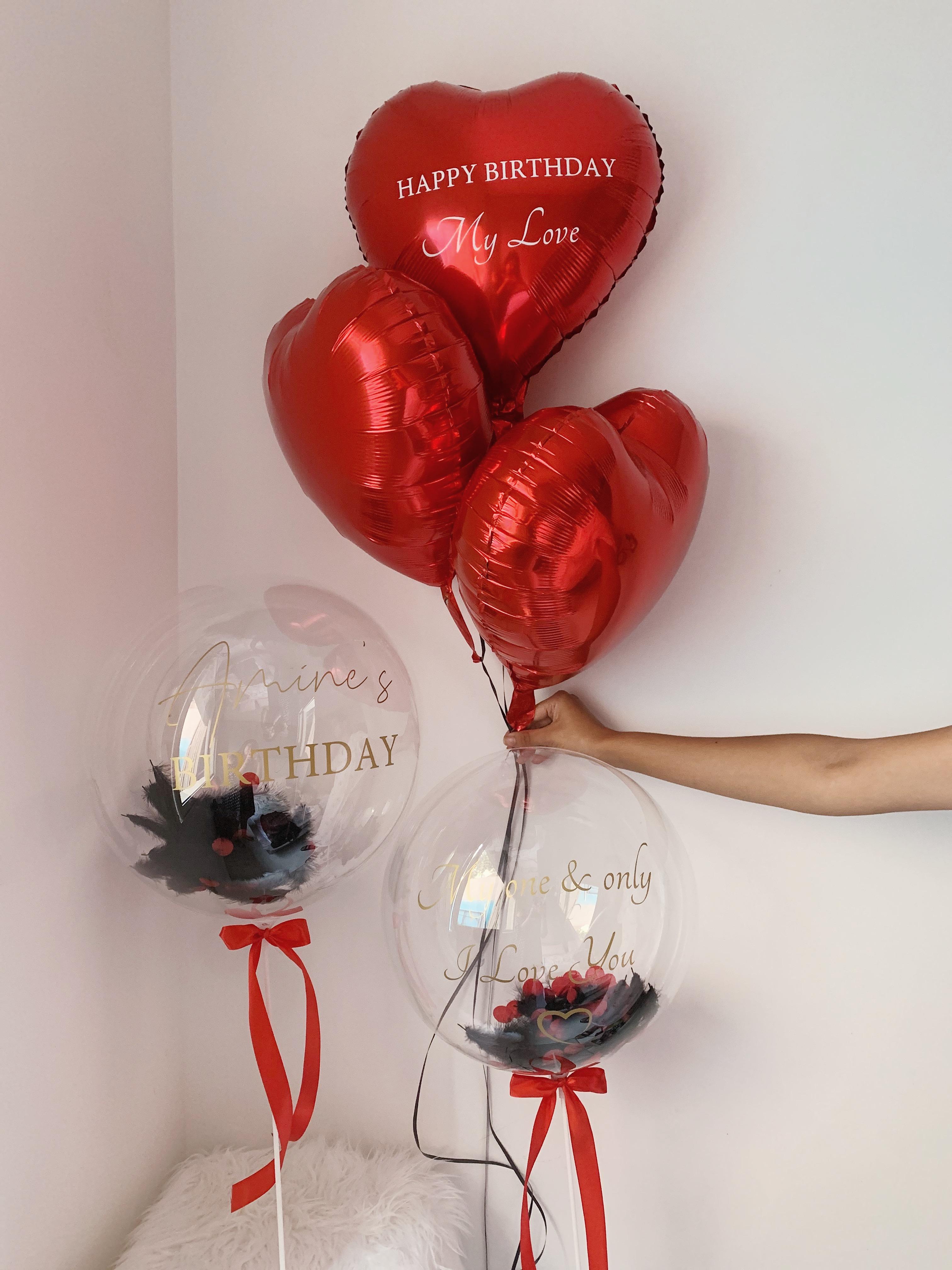 Ballons personnalisés romantiques.JPG