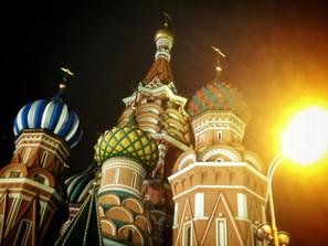 Weihnachtszauber in Russland (AT)