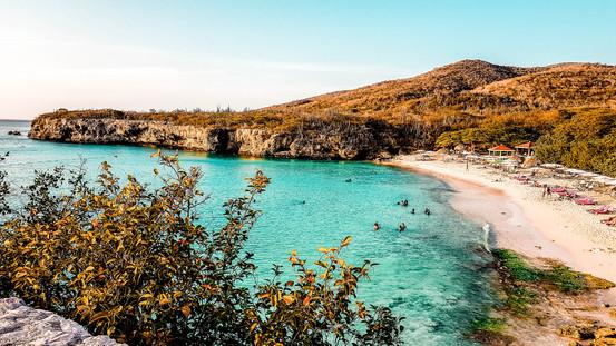 Curacao Grote Knip Beach