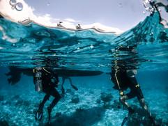 Underwater Pemba