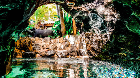 Curacao Baoase Pool