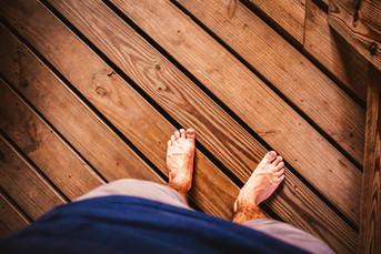 Curacao Feet