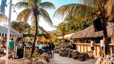 Curacao Beach Promenade