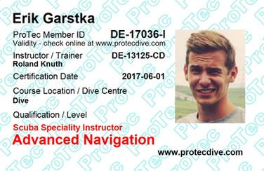 ProTec Advanced Navigation