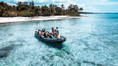Afro Divers Pemba