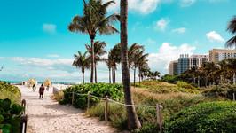 Miami Beach Entrance