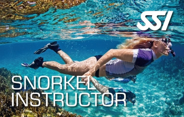SSI Snorkel Instructor