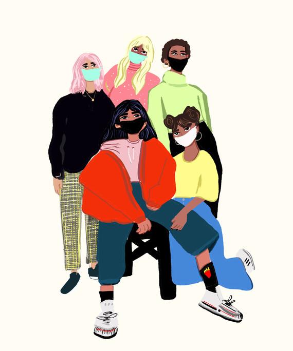 COVID-19 Gang