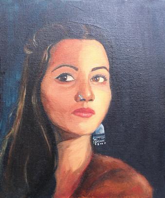 Self- oil paints