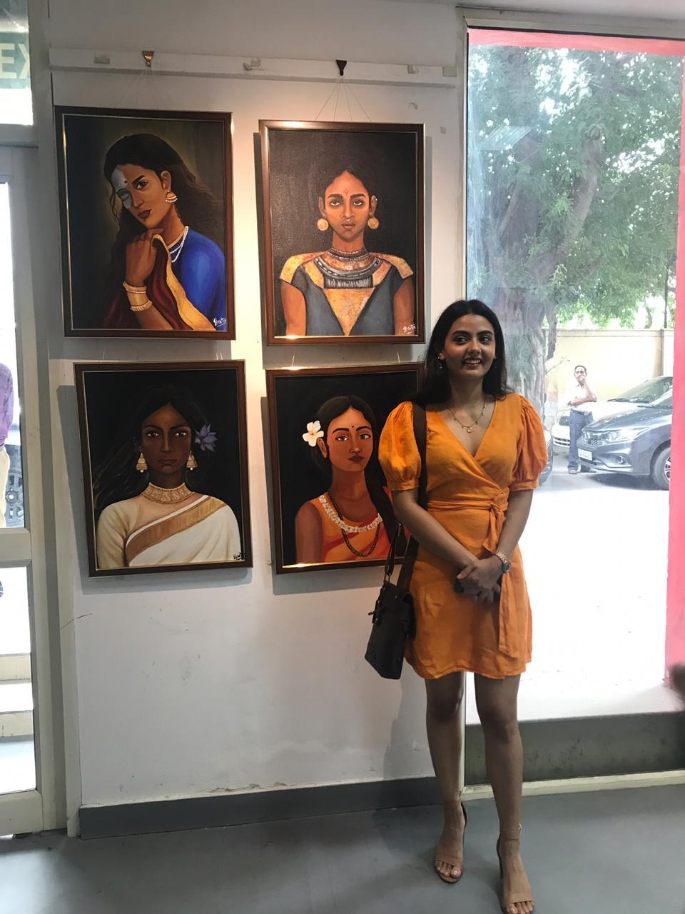 Shaktirupa, Exhibition in Delhi