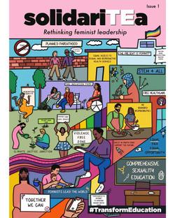 SolidariTEa, Issue 1: Rethinking Feminist Leadership