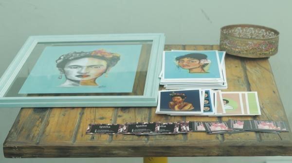Exhibition at Khwabeeda, New Delhi