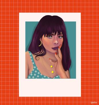 Summer Polaroid